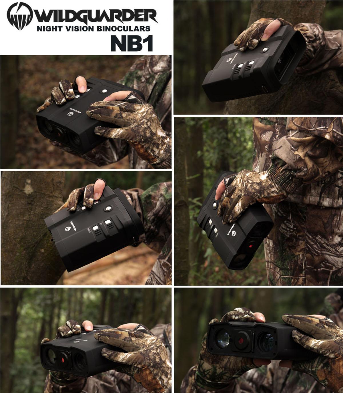 WildGuarder NB1 - Best Night Vision Binoculars 2